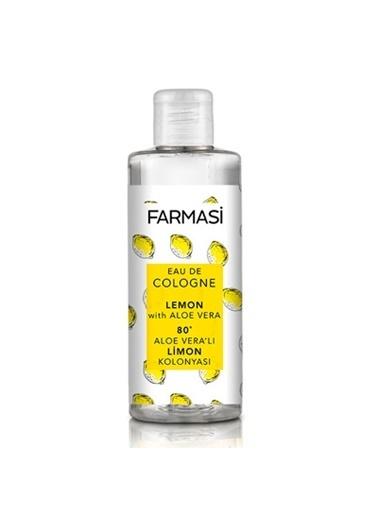 Farmasi Aloe Veralı Limon Kolonyası-225Ml Renksiz